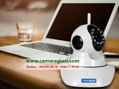 Camera ip YooSee HD 720p không dây xoay 360 độ quan sát ngày đêm