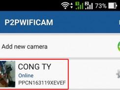 Hướng dẫn sử dụng camera ip wifi  không dây chi tiết